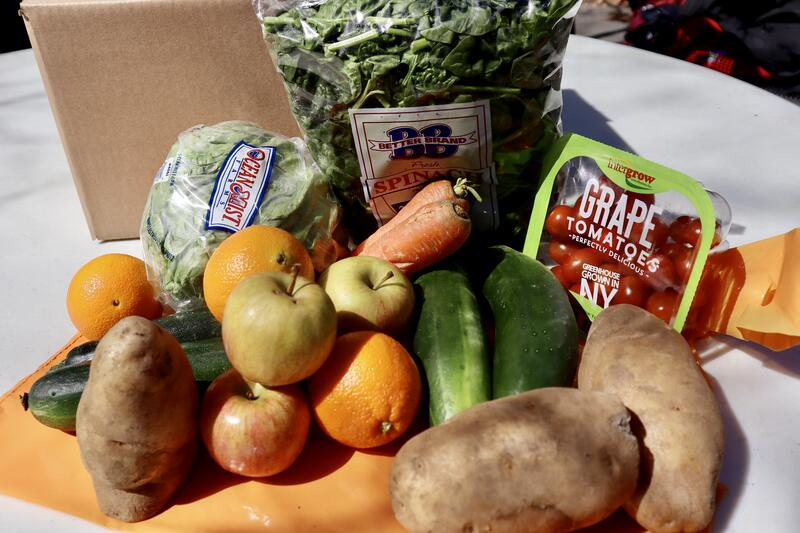 what to donate (produce)